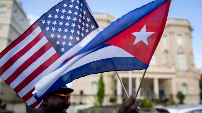 St. Petersburg Appearing as Leader to Land Cuban Consulate Office in Florida
