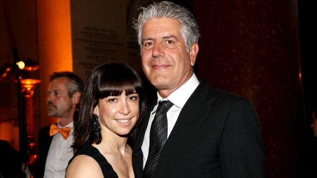 'She Wore The Boots You Bought Her': Bourdain's Ex Shares Pic of Their Daughter, 11, in Concert