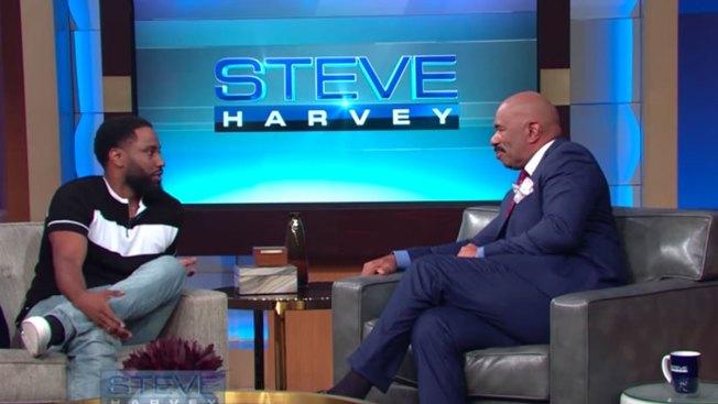 John David Washington on Love and Dating with Steve Harvey