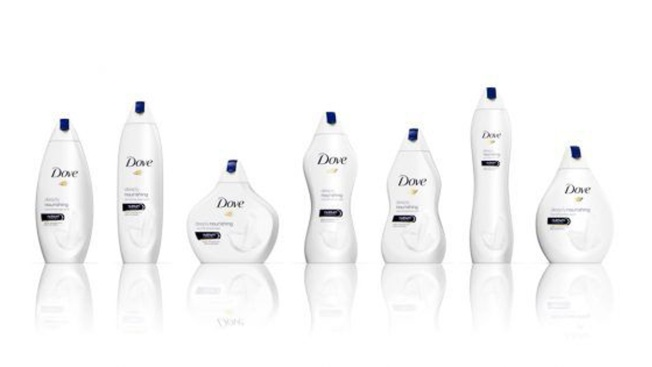 New Dove Campaign for Shaped Bottles Gets Backlash on Twitter