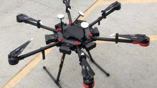 Man Smuggles Pounds of Meth Over Border With Drone: Police