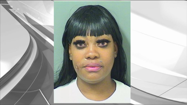 Police: Woman Got Naked at WPB-area Dunkin' Donuts on a Dare