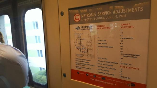 Metrobus Route Changes Start, Altering Times and Locations For Multiple Stops