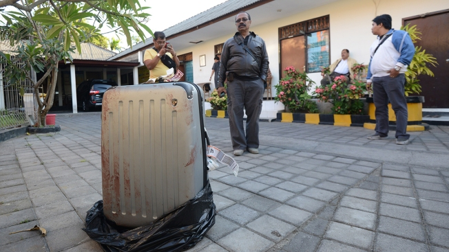 Indonesian Police Wrap Up Probe Into U.S. Woman's Suitcase Death