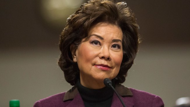 Chao Coasting To Confirmation As Trump's Transportation Secretary