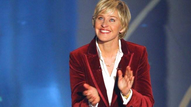 Ellen's Oscar Dance