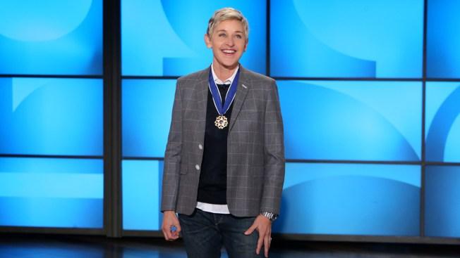 Philadelphia Shutting Some Streets for Ellen DeGeneres