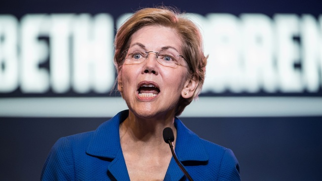 2020 Hopeful Elizabeth Warren Pushes Election Security Plan