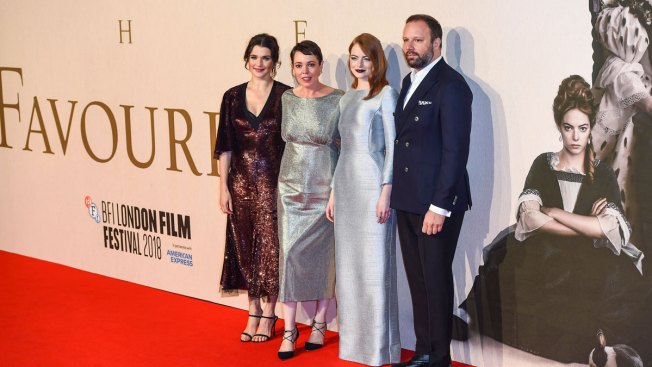 'The Favourite' Leads Race for British Academy Film Awards