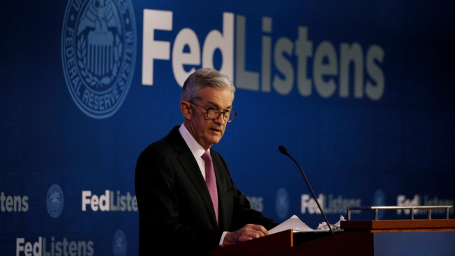 Fed Leaves Its Key Rate Unchanged But Hints of Future Cuts