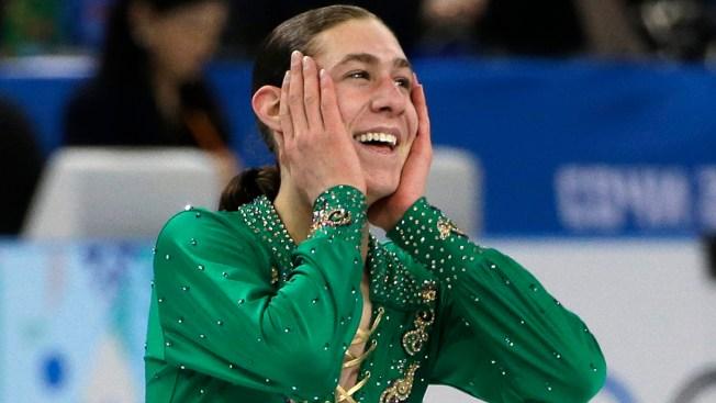 """Jason Brown Talks Future Olympics: """"I Want That Gold"""""""