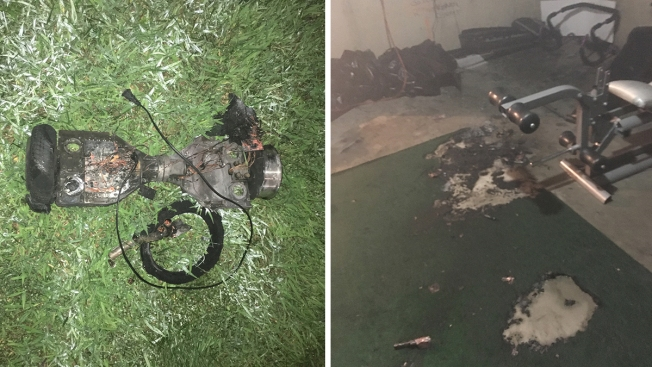 Hoverboard Sparked Maryland House Fire: Officials