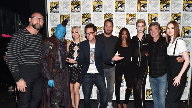 'Guardians' Cast Issues Open Letter in Support of James Gunn