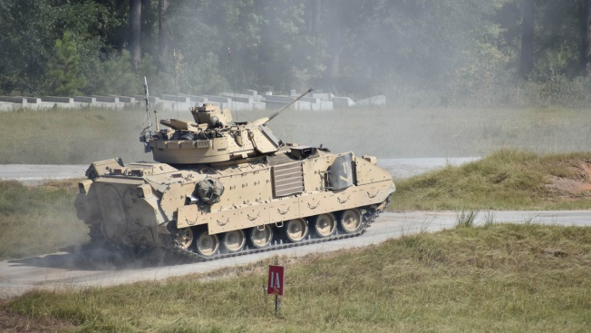 3 US Soldiers Killed in Crash at Fort Stewart in Georgia