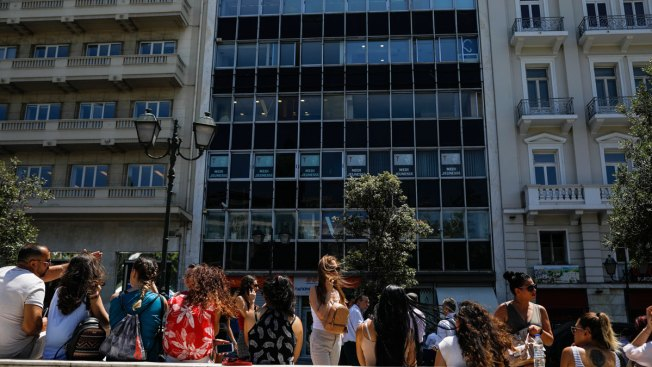 Strong Quake Hits Near Greek Capital of Athens, No Injuries