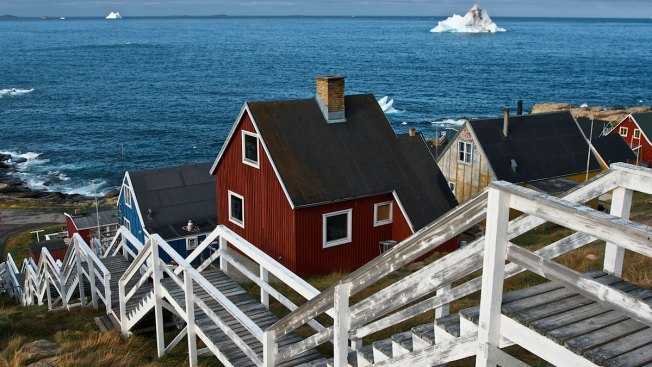 Greenland Says It's 'Not For Sale' After Trump Raises Prospect With Aides