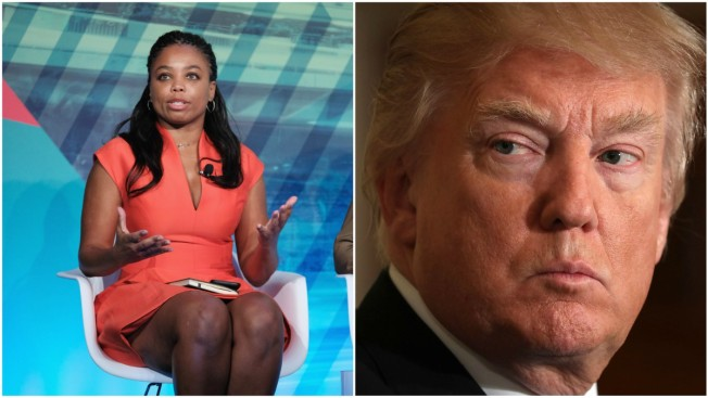 ESPN apologizes after host Jemele Hill calls Trump a white supremacist