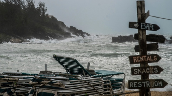 Bermuda Damaged by Hurricane Nicole, Seeks Quick Recovery
