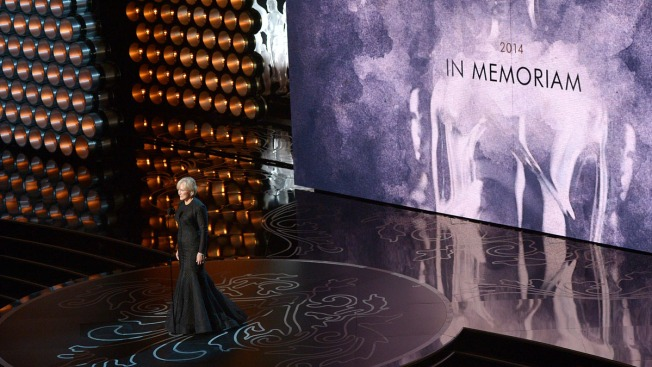 Oscars In Memoriam List Left Out a Few Names