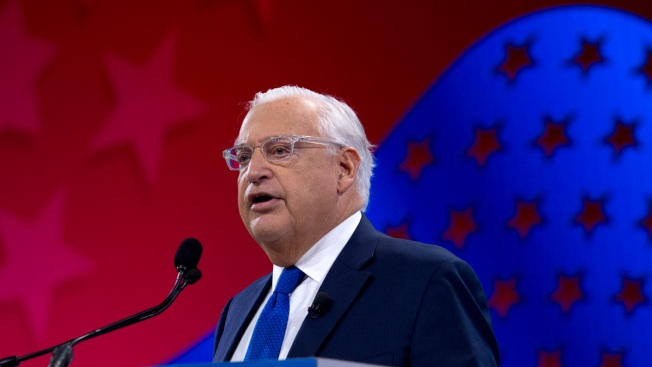 US Ambassador: Israel Can Retain Parts of West Bank