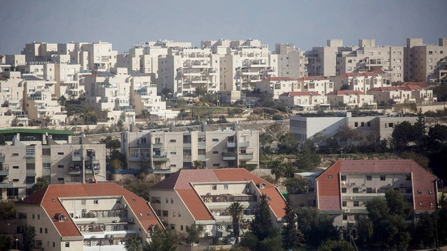Israel Pledges to Try to Curb Growth of Settlements Footprint