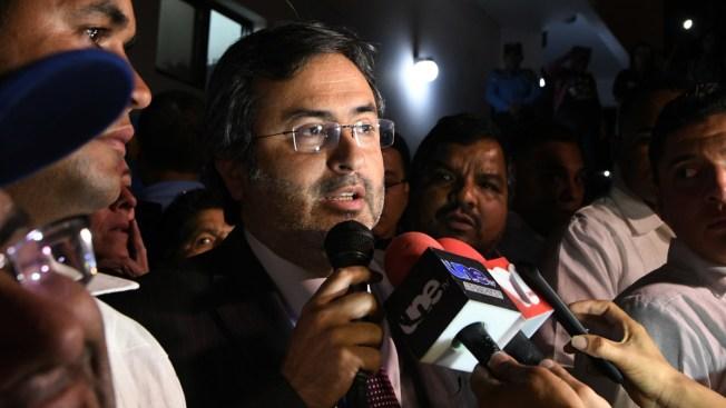 Head of Anticorruption Mission in Honduras Resigns