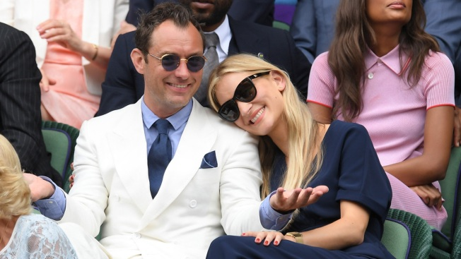Jude Law Weds Phillipa Coan in Top-Secret Ceremony