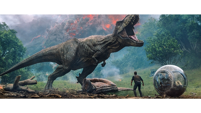 Universal Launches Plans For 3rd 'Jurassic World' Film
