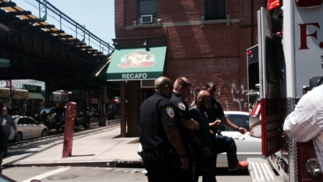 33 Hospitalized After Calls About Mass K2 Overdose in NYC