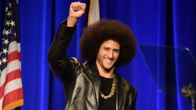 Colin Kaepernick Featured in Nike's 30th Anniversary 'Just Do It' Campaign