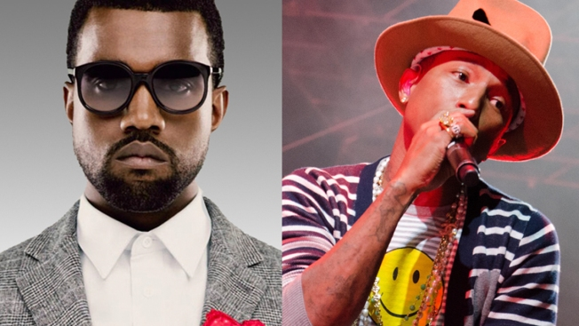 Pharrell Williams, Kanye West to Headline Made in America Festival