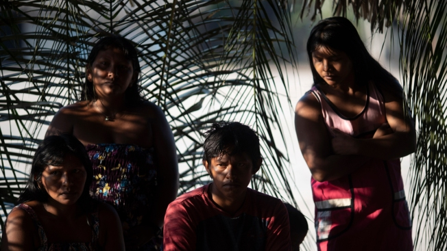 Brazilian Indigenous Speak Out as Amazon Fires Rage