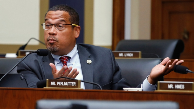 Keith Ellison Elected Attorney General Despite Abuse Accusation