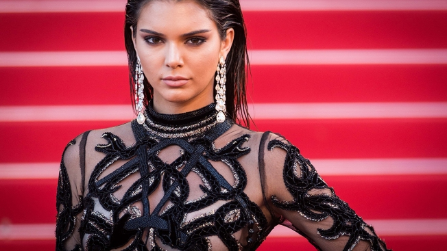 Kendall Jenner Morphs Into 'Goth Goddess' for Marc Jacobs