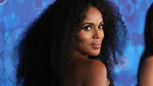 Kerry Washington and Nnamdi Asomugha Welcome Son Caleb