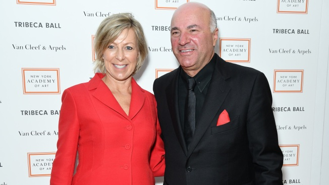 'Shark Tank' Star Kevin O'Leary's Wife Charged in Boat Crash