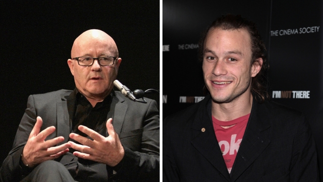 Heath Ledger Was Responsible for His Own Death, His Father Says in Interview