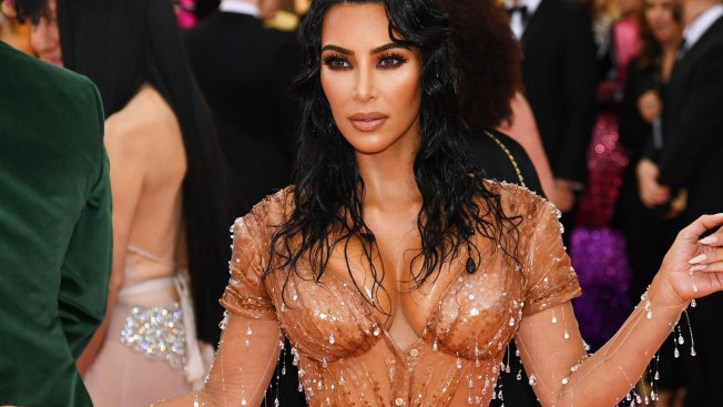 Kim Kardashian Shares First Look at Her New Shapewear Line Kimono, And Chrissy Teigen Is Excited