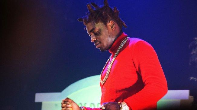 Rapper Kodak Black to Leave Jail in September