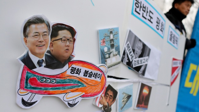 S.Korea, DPRK agree to march, cheer together during 2018 Winter Olympics
