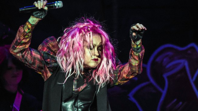 Cyndi Lauper to Help Turn 'Working Girl' Film Into a Musical