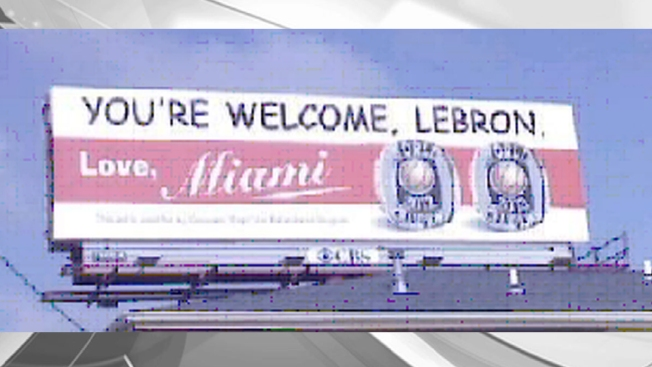 ESPN Suspends Dan LeBatard Over LeBron Billboard