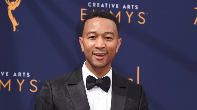 John Legend, Andrew Lloyd Webber, Tim Rice Now EGOT Winners
