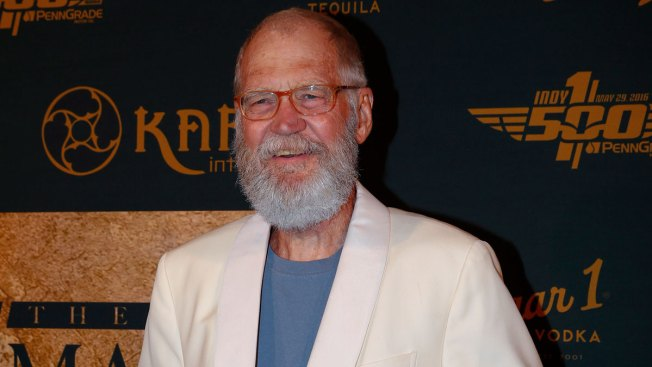 Netflix lands Letterman for talk show