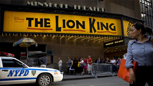 'Lion King' Puppet Specialist Charged in 3-D Gun Case