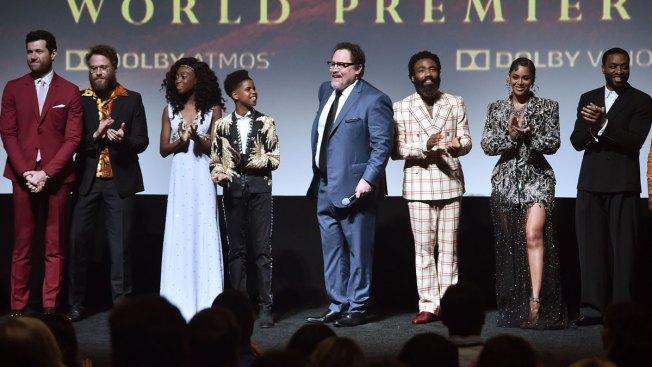 'The Lion King' Cast Talks Reimagining Disney Classic