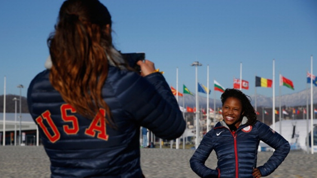 Rookie Lauryn Williams Picked to Push Top U.S. Bobsled