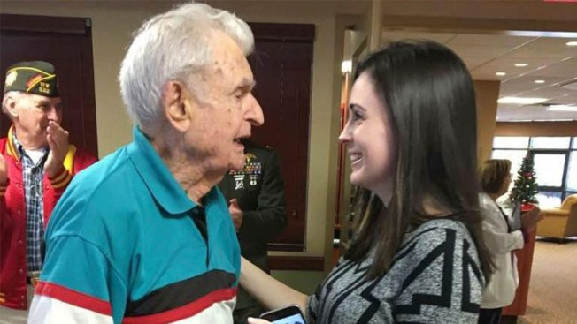 Woman Makes Sure Decorated WWII Marine From NY With No Living Relatives Isn't Forgotten