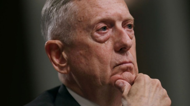 Trump Has Delegated Decisions on Afghan Troop Levels: Mattis