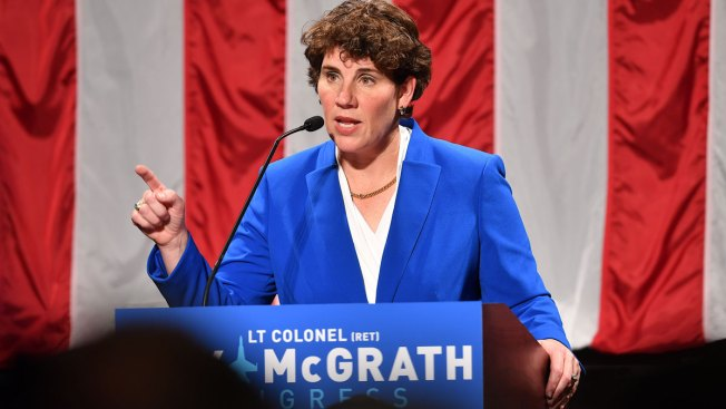 Amy McGrath to Run for Mitch McConnell's US Senate Seat